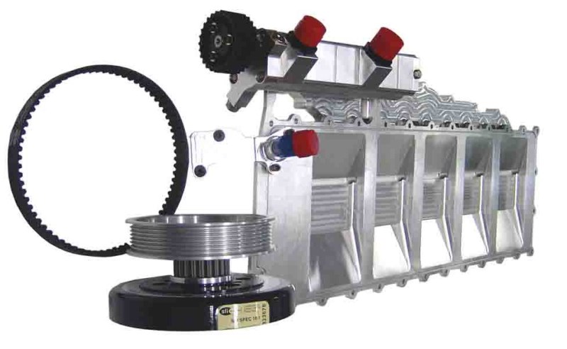 Dry Sump system Gen III for the Dodge Viper engine